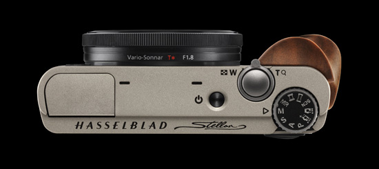 Hasselblad-Stellar-compact-camera-top-view