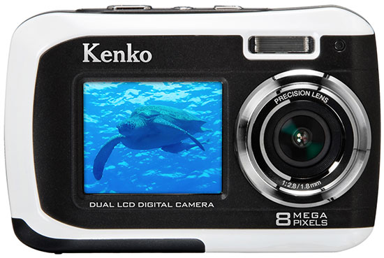 Kenko-underwater-camera