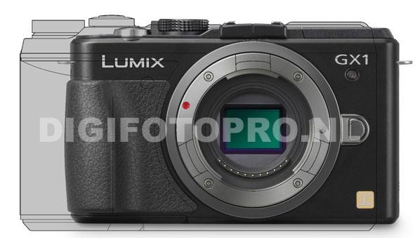 Panasonic GX1 vs. GX2 cameras