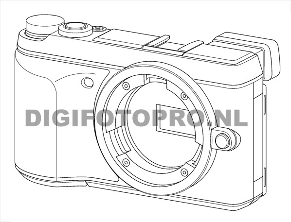 Panasonic GX2 camera