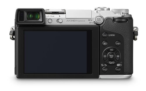 Panasonic GX7 camera back