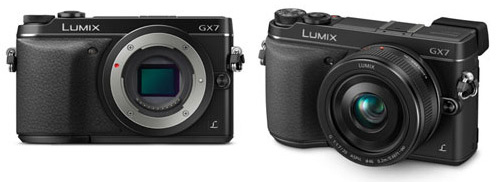 Panasonic-GX7-camera-black
