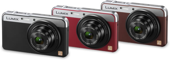 Panasonic LUMIX DMC-XS3 compact camera