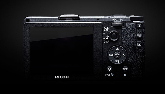 Ricoh-GR-camera