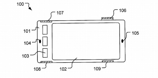 Sony fpatent for tagging photos with vital signs