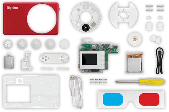 Bigshot-DIY-camera