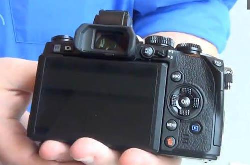 Olympus OM-D E-M1 camera-2