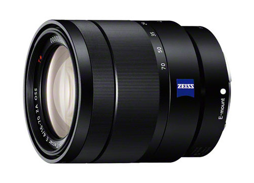 Zeiss E16-70mm F4 ZA OSS lens