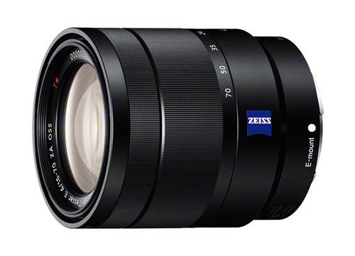 Zeiss E16-70mm F4 ZA OSS lens