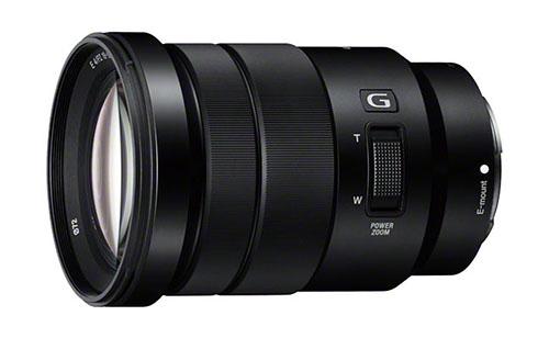 Sony E18-105mm F4G OSS lens