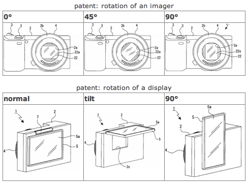 Sony-patent-for-rotating-sensor-and-display