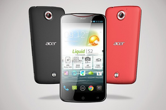 4K-video-recording-Acer-Liquid-S2-smartphone