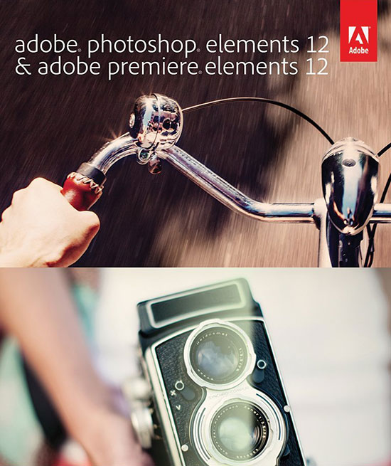 P: Adobe Photoshop Elements 12 & Premiere Elements 12