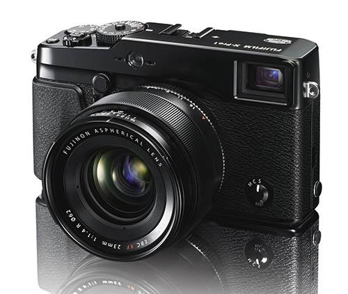 Fuji XF 23mm f:1.4 R lens
