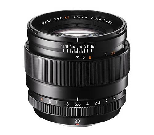 Fujifilm FUJINON LENS XF23mmF1.4 R