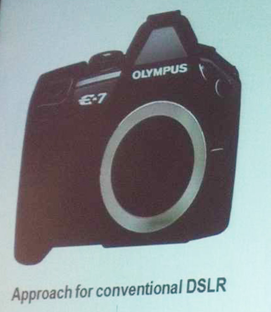 Olympus-E-7-DSLR-camera
