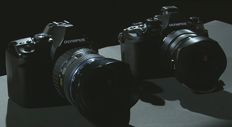 Olympus-E-7-Four-Thirds-DSLR-camera