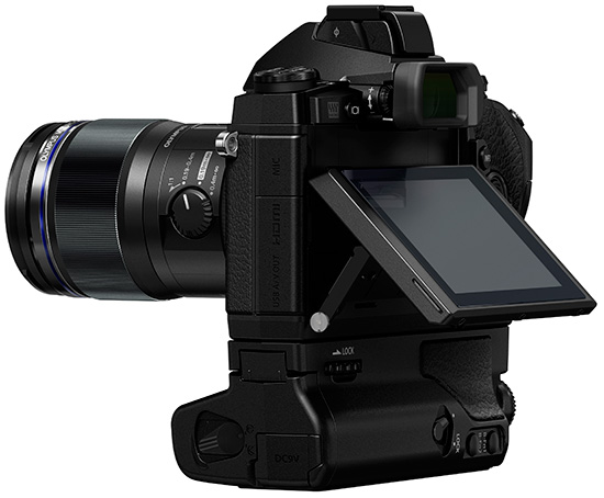 Olympus-E-M1-battery-grip