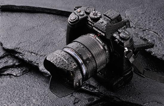 Olympus-E-M1-water-proof-camera