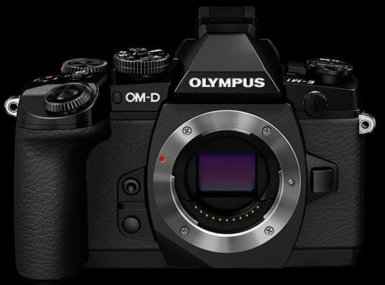 Olympus-OM-D-E-M1-camera-black