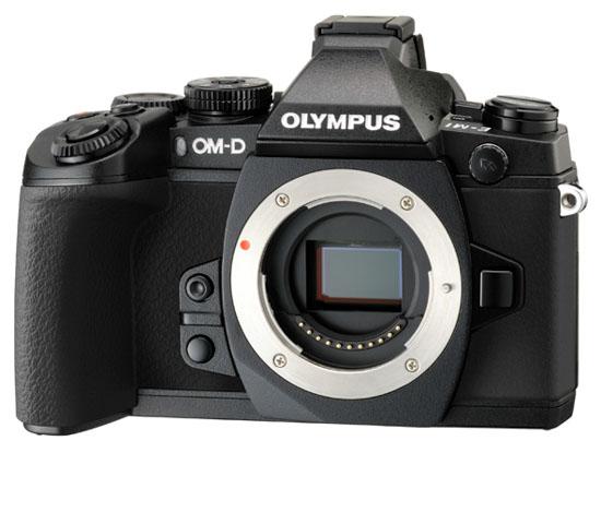 Olympus OM-D E-M1 camera press images 10