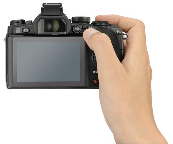 Olympus OM-D E-M1 camera press images 12