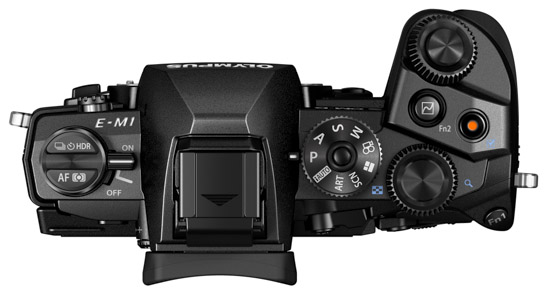 Olympus OM-D E-M1 camera press images 3