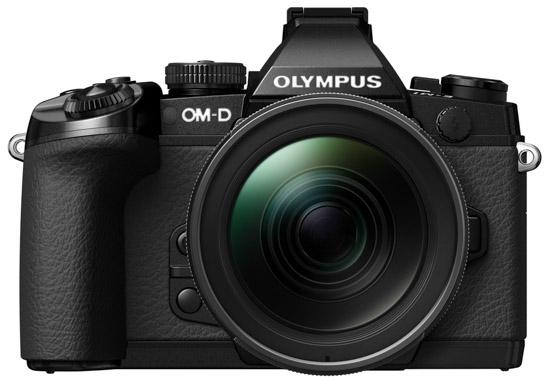 Olympus OM-D E-M1 camera press images 4