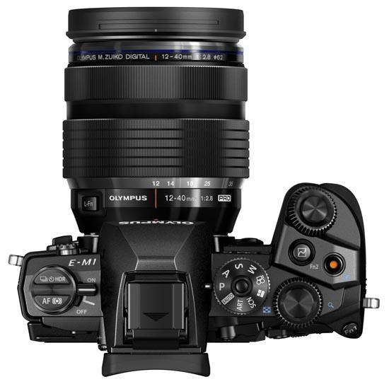 Olympus OM-D E-M1 camera press images 5