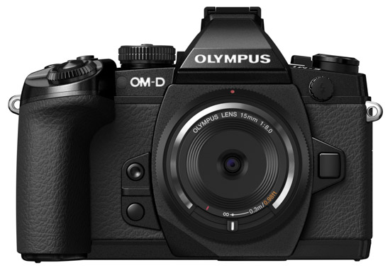 Olympus OM-D E-M1 camera press images 6