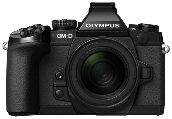 Olympus OM-D E-M1 camera press images 7
