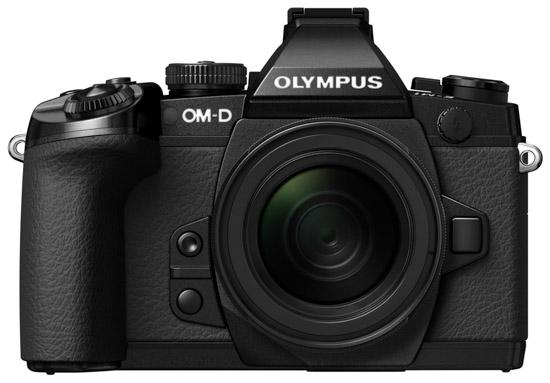 Olympus OM-D E-M1 camera press images 7