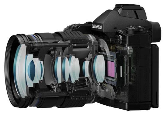 Olympus OM-D E-M1 camera press images 9