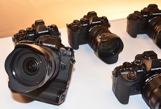 Olympus-OM-D-E-M1-cameras