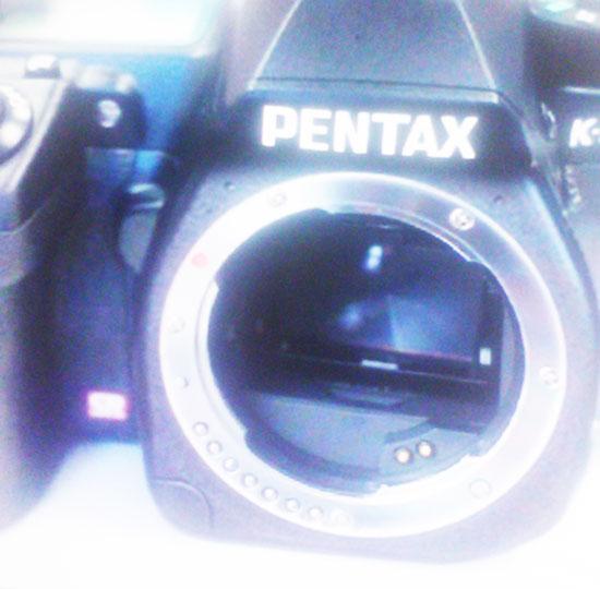 Pentax-full-frame-DSLR-camera