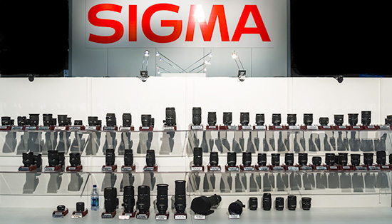 Sigma is rumored to start its own line of cinema lenses