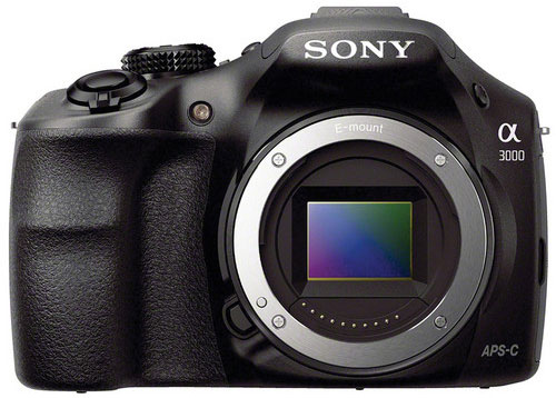 Sony-a3000-camera