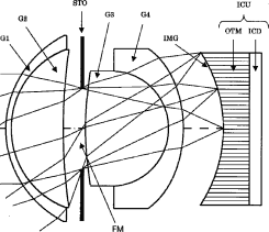 Canon 12mm f:1.2 lens patent for 1 inch sensor
