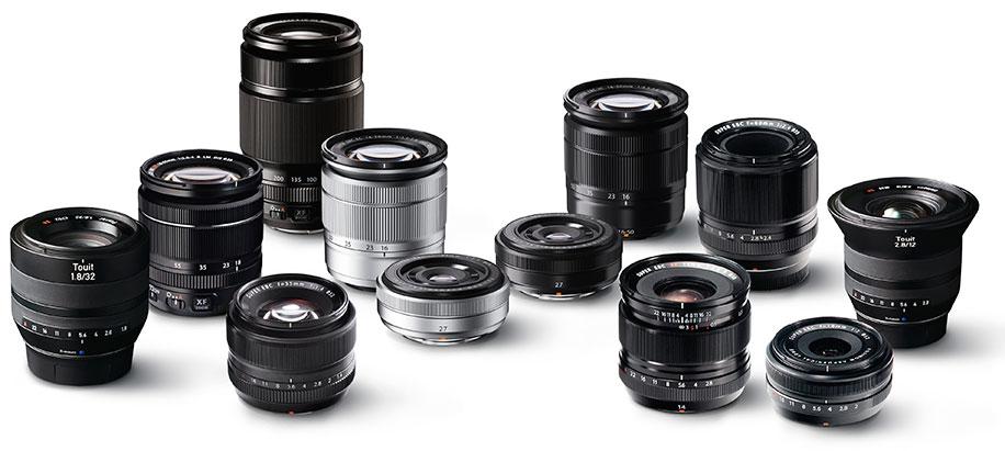 Fuji-lens-lineup
