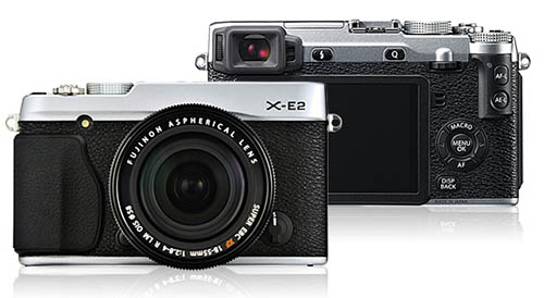 Fujifilm X-E2 camera