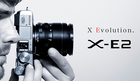 Fujifilm-X-E2-mirrorless-camera