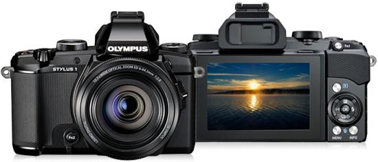 Olympus STYLUS 1 正式發表 (28-300mm 全焦段F2.8)