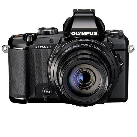 Olympus STYLUS 1 front