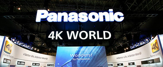 Panasonic-4k-camera