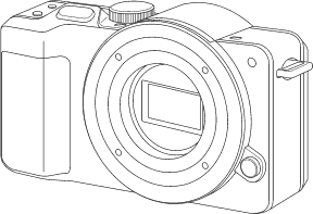 Panasonic GF camera design patent