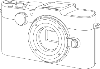 Panasonic classical camera desing patent