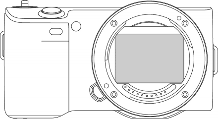 Small Sony full frame camera