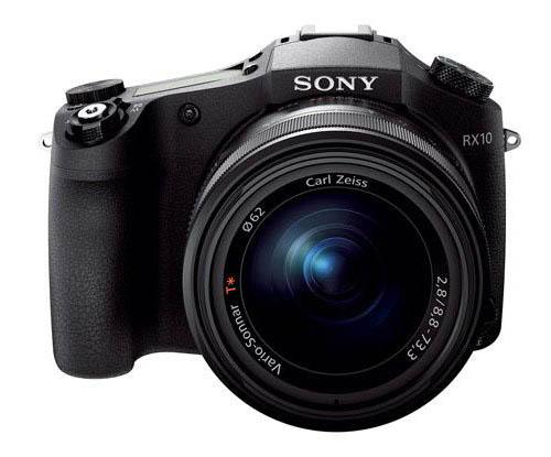 Sony-RX10 camera