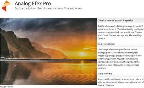Analog-Efex-Pro