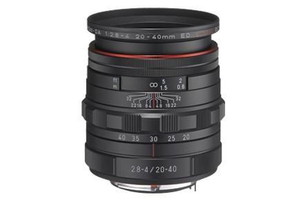 HD PENTAX-DA 20-40mm F2.8-4 ED Limited DC WR